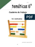 Matemáticas 6_ 2012-2013 con la REFORMA INTEGRAL