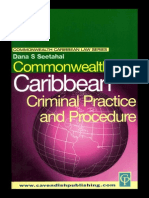Commonwealth Caribbean Series Criminal Practice and Procedure