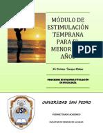 Estimulacion Temprana_contenidos Modulo