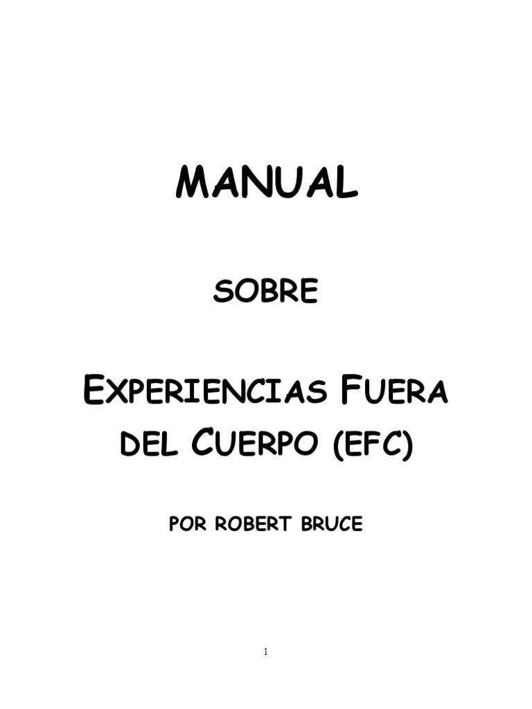 Manual de Experiencias Fuera Del Cuerpo