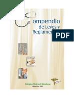 Reglamento de Ley, Estatuto del Médico Empleado Honduras