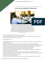 COOPERATIVAS DE TRANSPORTES AINDA SÃO SINONIMOS DE CRIMINALIDADE