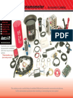 Dynomite Dynamometer Accessories Catalog