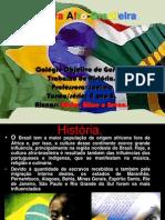 Cultura Afro Brasileira
