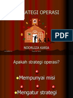 Bab 2 Strategi Operas i