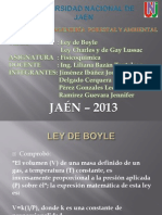 UNIVERSIDAD NACIONAL DE JAÉN- FISICOQUIMICA EXPO