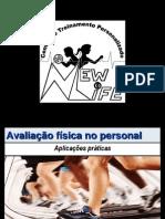 Avaliação física para o personal training