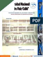 Estado Del Arte de Las Modalidades de E-Business en El Peru, America Latina y El Mundo