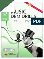 Music Demidrills