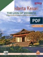 The Vedanta Kesari July 2013