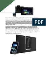 Asus Ungkap Spesifikasi PadFone Terbaru
