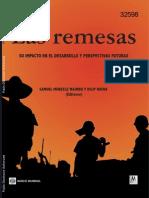 Las Remesas. Su Impacto en El Desarrollo y Perspectivas Futuras