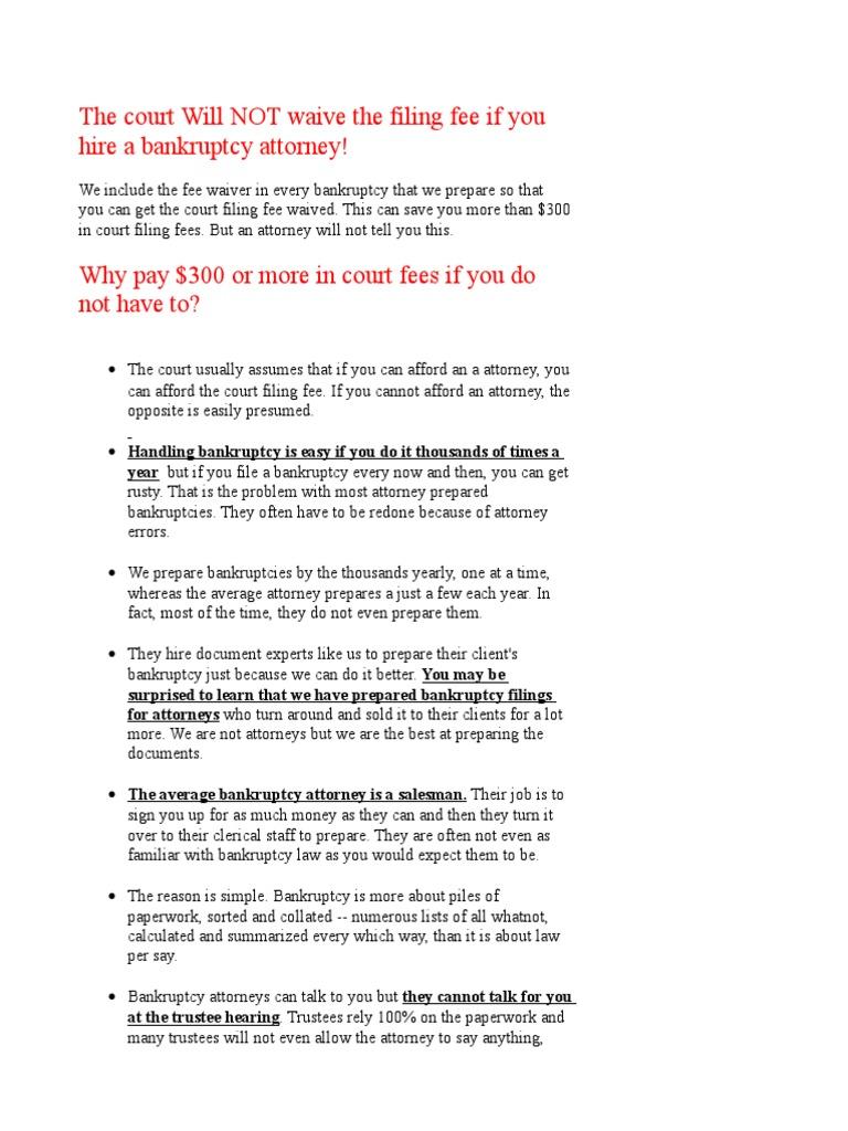 paralegal website | garnishment | bankruptcy