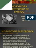 Microscop�a electr�nica de barrido.pptx
