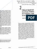 Políticas de migración familiar en Europa Sandra Gil