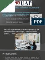 11.-ISO 17025 - CALIDAD EN LA CONSTRUCCIÓN