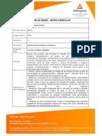 PEA 2013 1 TGP1 Desenvolvimento Pessoal e Profissional