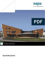 Education portfolio by Sapa Building System - EN