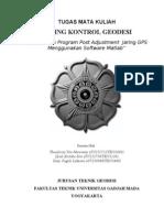 #Laporan JKG - Tugas 2 - Program Adjusment Jaring GPS.doc