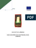 Indicadores Sostenibilidad Urbana
