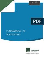 Fundamental of Accounting