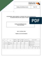 P-GEP-HO-PR-0060 Rev.0 Padding and Backfilling Procedure