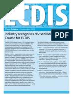 Ecdis Imo Model Course 1.27 2012 Edition