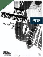 Tres Piezas Rioplatenses- pujol