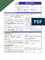 Appendix II (Application Form)