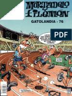 Mortadelo y Filemon - 011 - Gatolandia 76