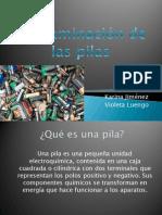 Contaminacin de Las Pilas