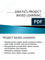 Kumpulan 2- Prject Based Learning