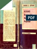 Astesano-Rosas Bases Del Nacionalismo Popular
