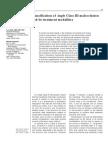 Classification of Angle Class III Malocclusion