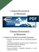 Uniunea Economică și Monetară