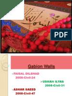 Gabbion Wall Presentation