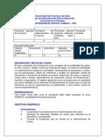 Silabo CON0310 Administración de costos 1625