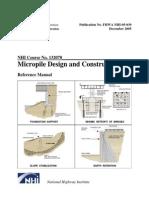 Micropile Manual FINAL July 2006 PDF - Copy