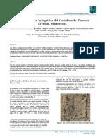 Reconstrucción Infográfica del Castellum de Tamuda