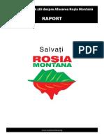 Raport TOTUL despre Proiectul Rosia Montana