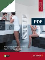 TECHNICKÝ CENÍK - Koupelnové Radiátory 01-2012