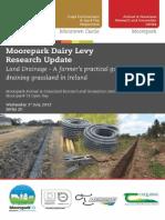 Land Drainage Manual