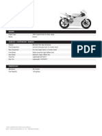 MD250H Specs