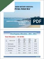 Pura Neguma Project (NELSIP) - Mullaitivu