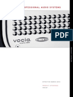 Biamp Vocia Catalog Mar13