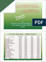 Pura Neguma Project (NELSIP) - Jaffna
