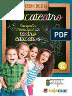 Folleto Teatro Escolar 2013 El Ejido.pdf