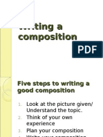 PPT 8.5 - Writing a Composition