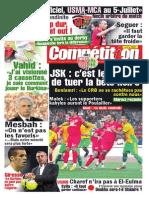 Competition Sport Du 18.09.2013
