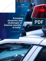 KPMG_PHD_Chamber_Emerging Dynamics and Challenges of Internal Security in India